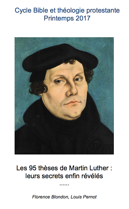 Livret Luther